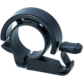XLC DD-R01 Ring Bell Ø22,2mm, black